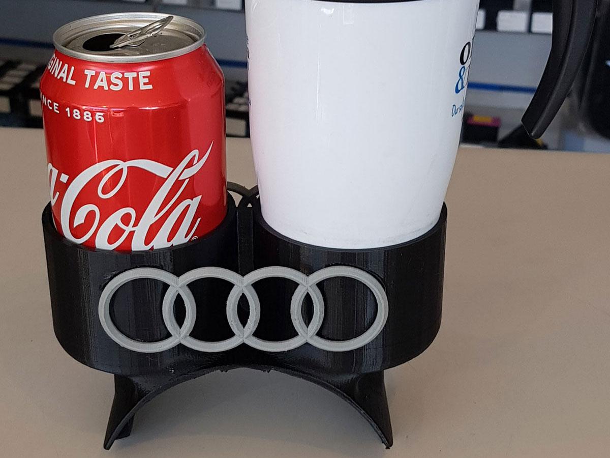 Audi TT cup holder